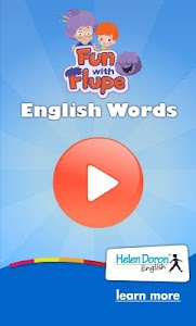 Fun With Flupe - English Words screenshot 0