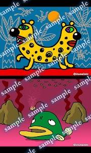 Daily Cartoon003 LWP & Clock screenshot 4