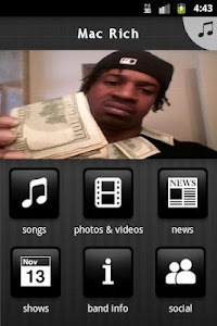 Mac Rich screenshot 1