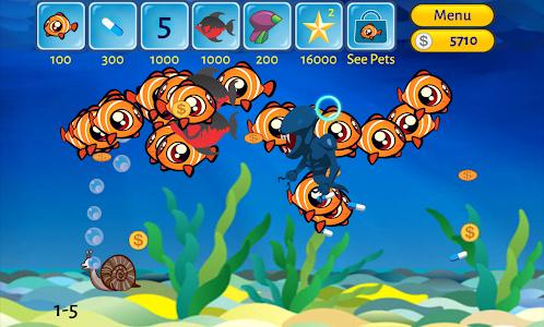 Bizarre Aquarium screenshot 0
