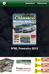 Motor Clássico screenshot 4