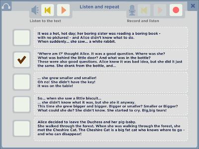 Alice in Wonderland - ELI screenshot 7