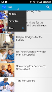 Ultimate Elderly Care Guide screenshot 2