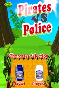 Police Vs Pirates : Car Game screenshot 2