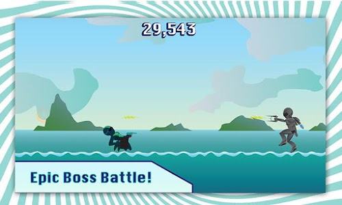 Ocean:Impossible Lite screenshot 2