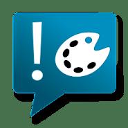 Notify - WP7 Blue Theme APK icon
