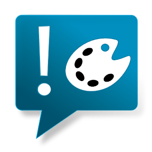 Notify - WP7 Blue Theme APK Download for Android