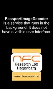 PassportImageDecoder screenshot 1