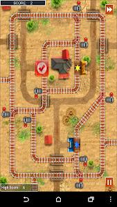 Addictive Wild West Rail Roads screenshot 2