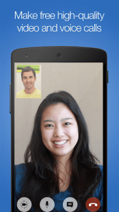 imo video dan ngobrol gratis APK