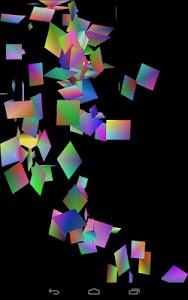 Fragments screenshot 1