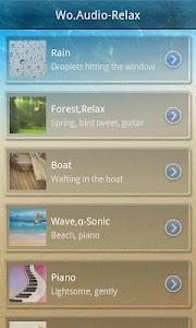 Wo.Audio-Relax screenshot 0