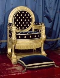 Napoleon's Throne Chair - Franois-Honor-Georges Jacob ...