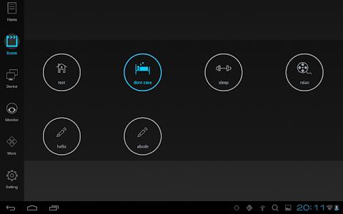 Wulian SmartHome HD screenshot 6