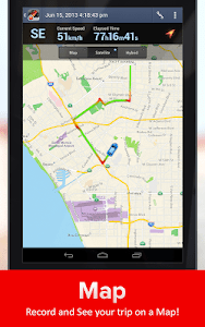 Speed Tracker Free screenshot 10