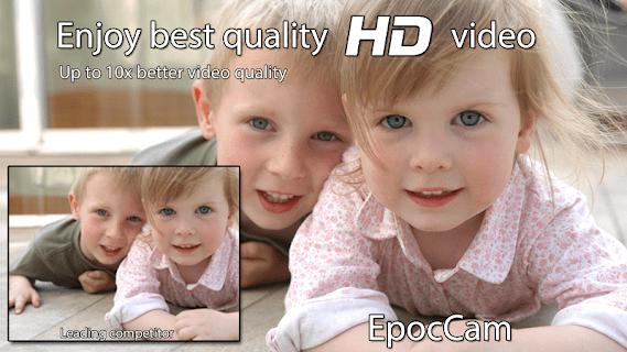 EpocCam screenshot 07