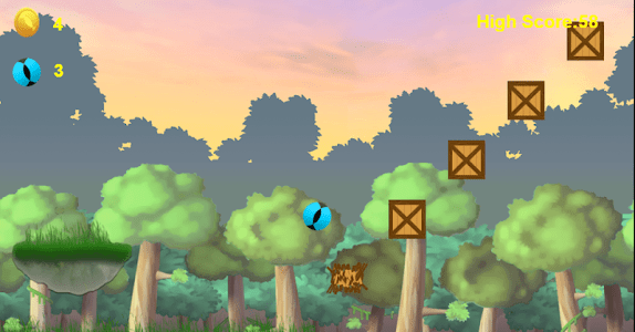 Ball Adventure screenshot 0