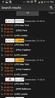 Airline Flight Status Tracking screenshot 05