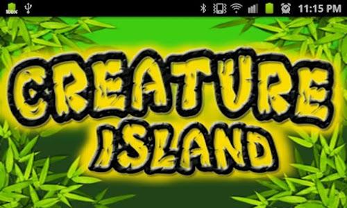 Creature Island screenshot 0