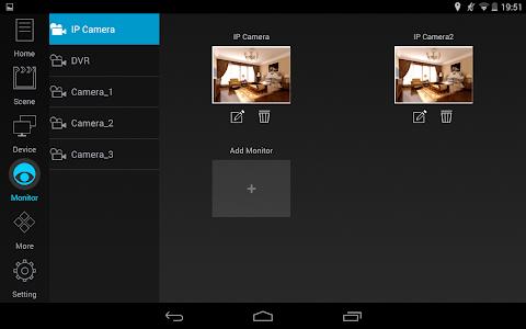 Wulian SmartHome HD screenshot 11