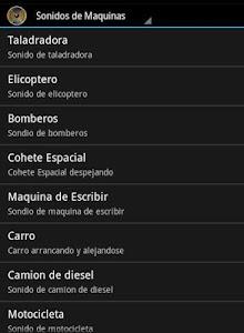 Efectos De Sonido screenshot 3