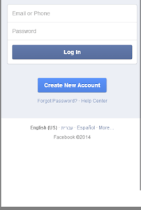Quick for Facebook screenshot 0