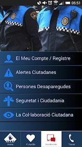 Citizen Security-Esplugues screenshot 1