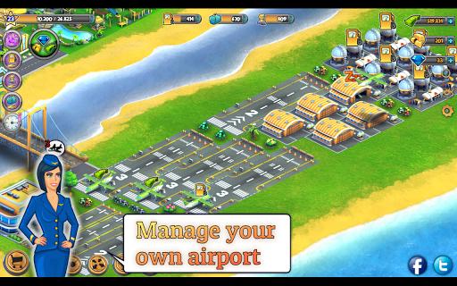 City Island: Airport Asia screenshot 01