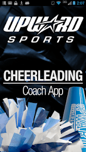 Upward Cheerleading Coach screenshot 0