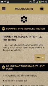 Metabolic IQ screenshot 3