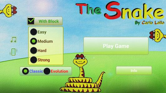The Snake screenshot 0