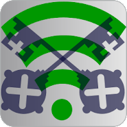 WiFi Key Recovery (needs root) APK icon