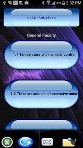 KCMH Safety Check screenshot 0