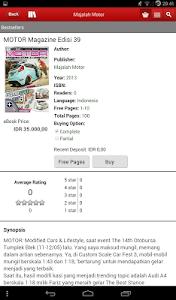 Majalah Motor screenshot 1