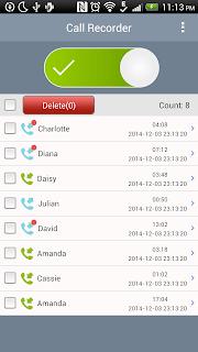 Super Call Recorder screenshot 00