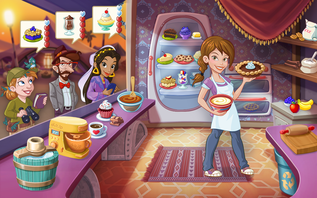 kitchen cooking games christmas rugs scramble game android apps on google play