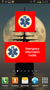 Emergency Information screenshot 1