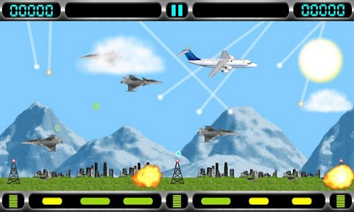 City Missile Defense screenshot 1