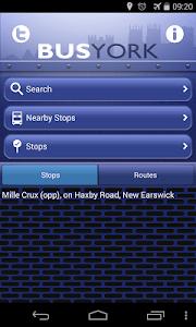 Bus York screenshot 1