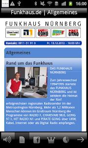 FUNKHAUS NÜRNBERG screenshot 3