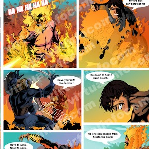 Comics design India screenshot 12