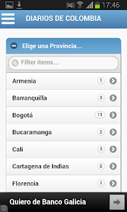 Diarios de Colombia screenshot 2