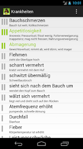 Pferdekrankheiten screenshot 6