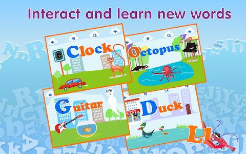 Montessori ABC Games 4 Kids HD screenshot 14