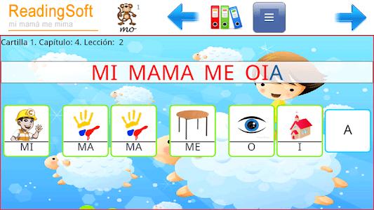 Curso 1 Aprender a Leer screenshot 12