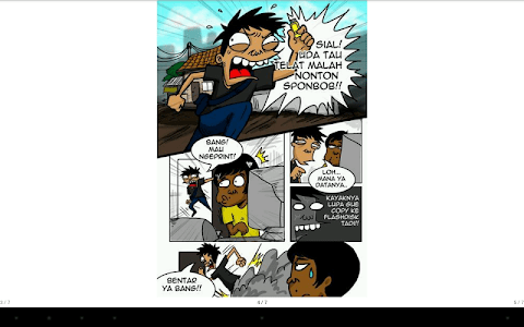 NGOMIK - Baca Komik Indonesia screenshot 14