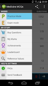 Medicine MCQs for Med Students screenshot 0