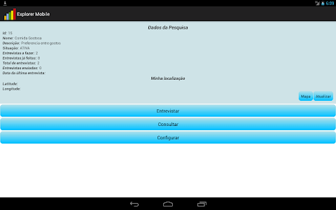 Explorer Mobile screenshot 2