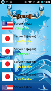VPN Connect L2TP IP Unblock screenshot 1