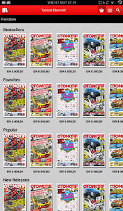 Tabloid Otomotif screenshot 0